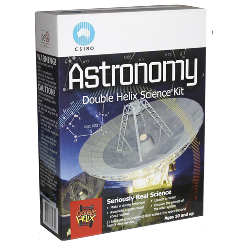 Astronomy Double Helix Science Kit - Museums Wellington